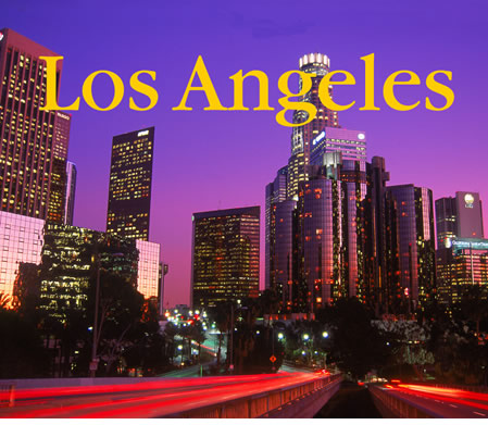 The Official Web Site of The City of Los Angeles